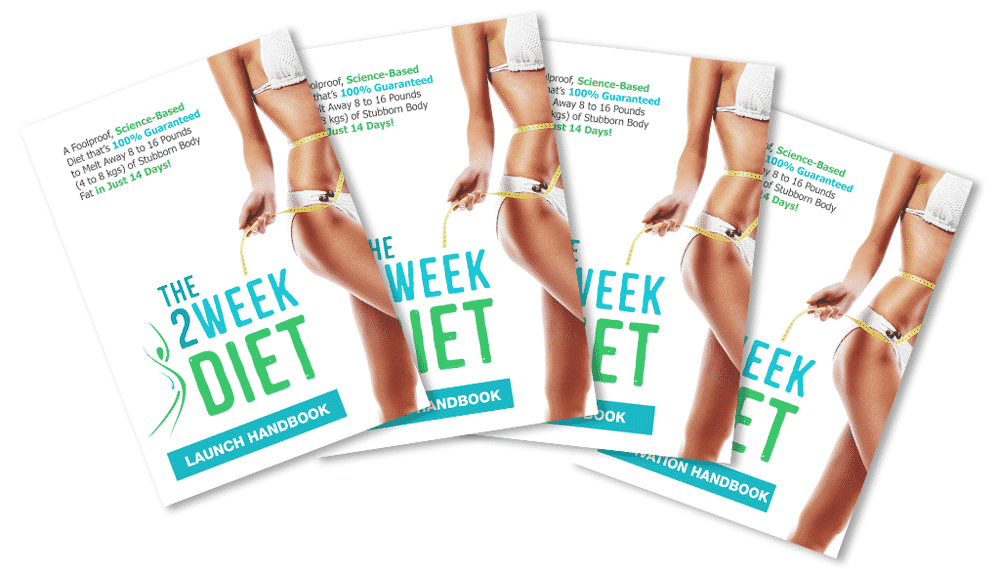 The 2 week Diet Product Image