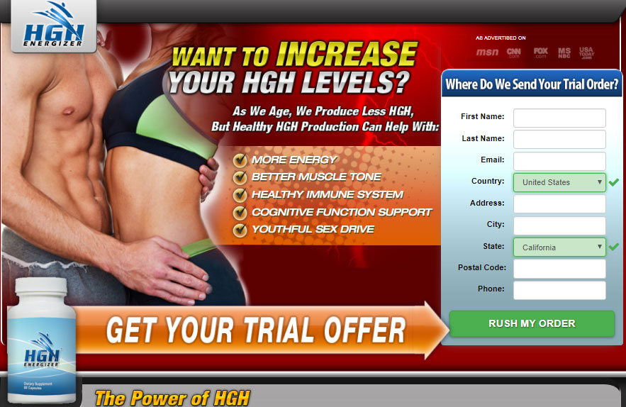 HGH-Energizer review