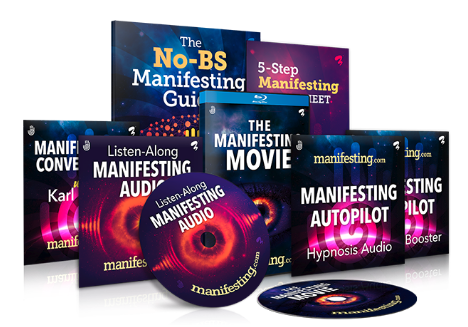 No-BS Manifesting Course Product