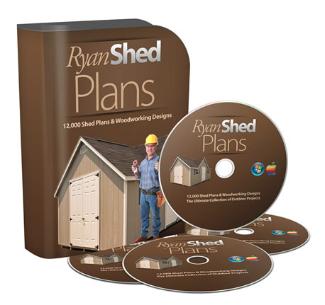 My Shed Plans Product